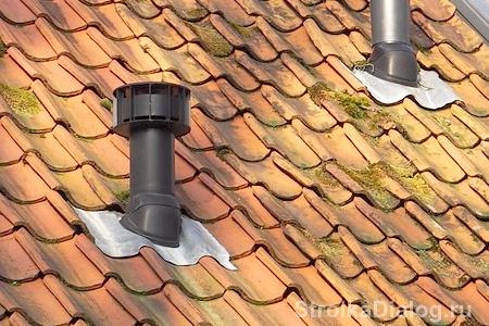 дефлектор трубы вентиляции дома