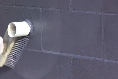обмазочная гидроизоляция фундамента из пеноблоков
