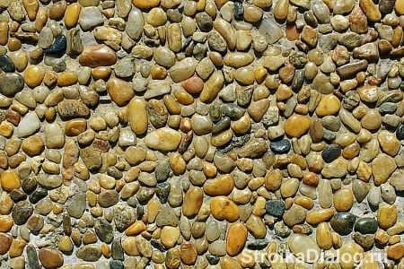 Мытый бетон отзывы дома с керамзитобетона